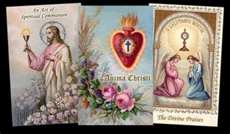 free catholic holy cards catholic prayer cards buy 17 best images about faith filled coloring pages and