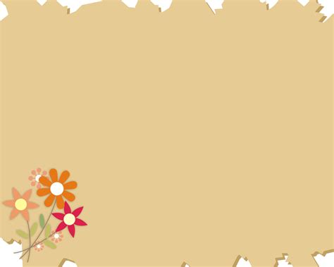 art flowers free ppt backgrounds for your powerpoint templates