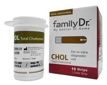 Family Dr Alat Cholesterol Meter 1 jual family dr cholesterol 10 murah bhinneka