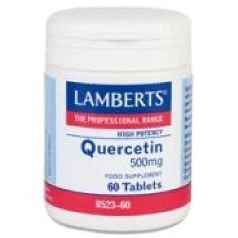 Quercetin Liver Detox by Lamberts 174 Quercetin 500mg Seek