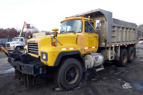 used mack mack dump trucks for sale truck n trailer upcomingcarshq com