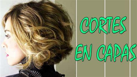 cortes de pelo mediano para mujer cortes de cabello corto en capas 2017 cortes en capas