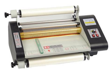 Mesin Laminasi Kecil mesin laminating fm 350 bengkel print indonesia