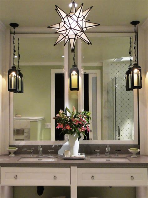Hanging Light Fixtures For Bathrooms The 10 Best Diy Bathroom Projects Diy