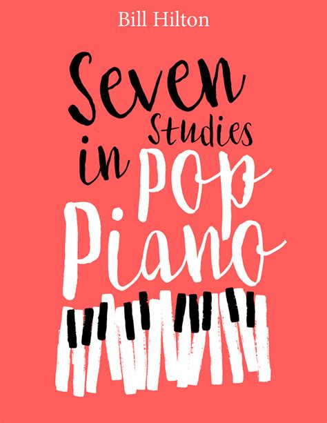 Musical Book Covers by Piano Series Book Cover Design