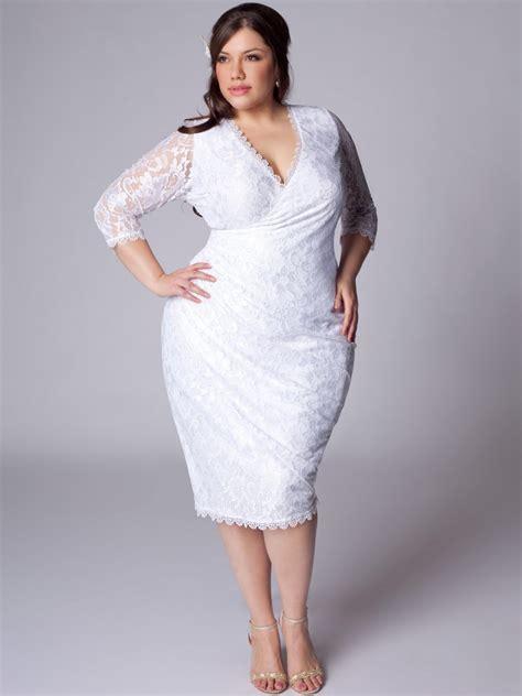 and white plus size wedding dresses plus size white dresses cocktail 2014 2015 fashion