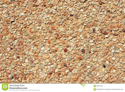 Washed Gravel Cost Washed Gravel Floor Texture Stock Photo Image 62811550