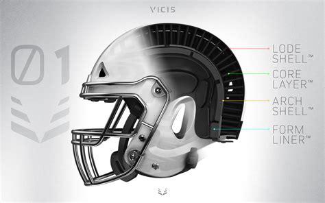 new football helmet design vicis the zero1 flexible football helmet may save players