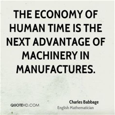 on the economy of machinery and manufactures classic reprint books charles babbage quotes quotehd