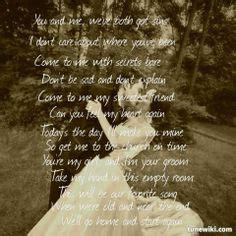 Wedding Song Goo Goo Dolls by Light Gray Blush Goo Goo Dolls Quot Come To Me Quot Wedding