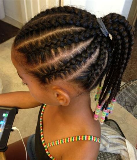 Kid Braided Hairstyles by Braided Hairstyles For Awesome Braided