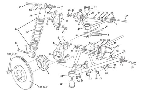 2007 Dodge Ram 1500 4x4 Front Suspension Diagram