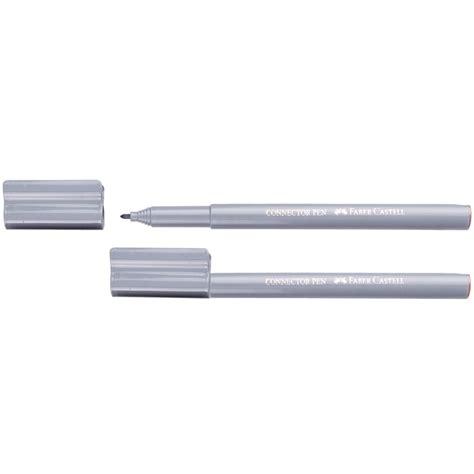 Connector Pen Truk faber castell connector pen light grey officeworks