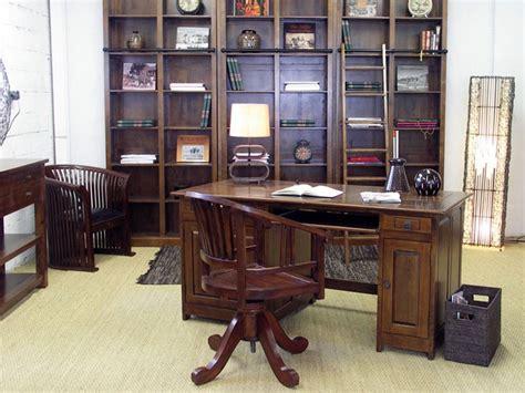bureau de m騁hode bureau ministre m 233 tis en bois de ch 226 taignier avec