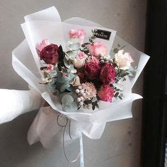Murah Kotak Akrilik Bunga Carnation Pink Preserved Flower maison de fleurs roses blomma centerpieces och instagram