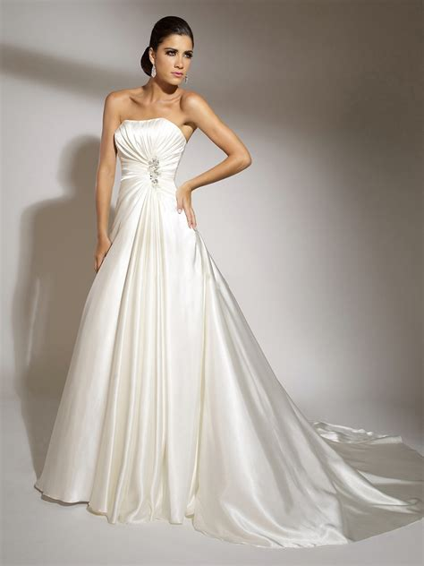 imagenes vestidos de novia estilo romano vestidos de boda largos