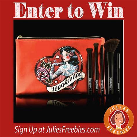 Make It Stick Sweepstakes - reina rebelde make up sweepstakes julie s freebies