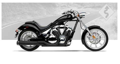 honda vt fury honda vt 1300cx fury motorcycle exhaust velocity pro