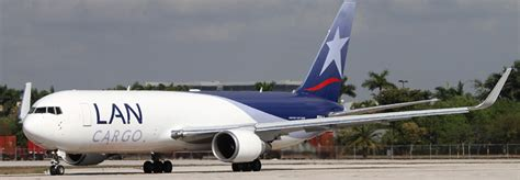 chile s lan cargo to lease out three b767 freighters ch aviation