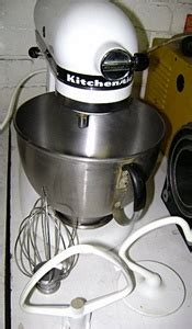 kitchenaid bench mixer 8050 310 kitchenaid model classic plus bench top mixer