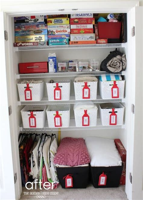 Ideas For Linen Closet by Ideas For Organizing The Linen Closet Clean House