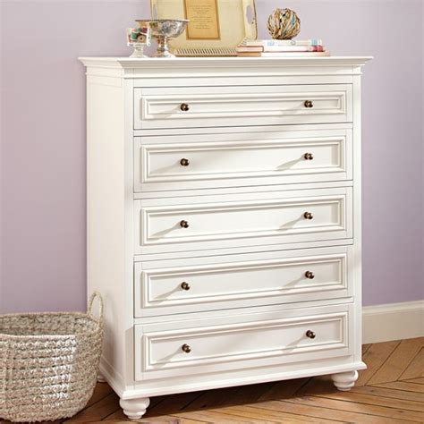 tall bedroom dressers chelsea tall dresser other metro by pbteen
