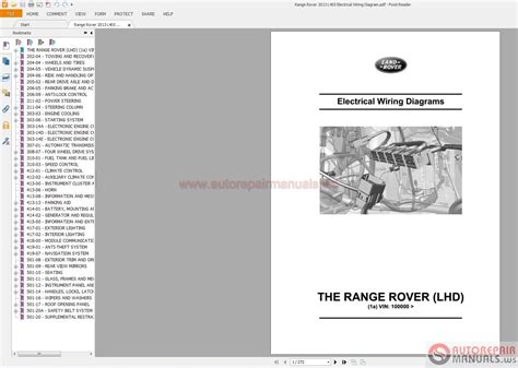 online auto repair manual 1996 land rover range rover electronic throttle control land rover range rover 2013 l405 electrical wiring diagram auto repair manual forum heavy