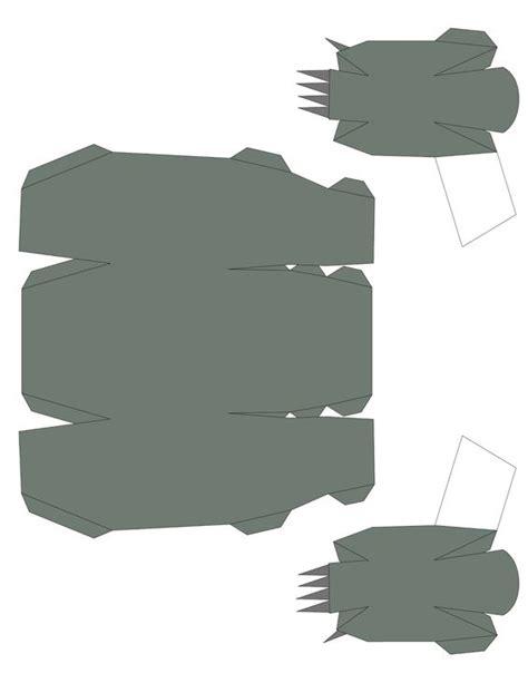 Totoro Papercraft - the world s catalog of ideas