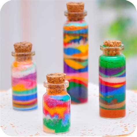 sand painting colored sand bottled 95g pack 11 colors available sand cpainying for hild 1lot