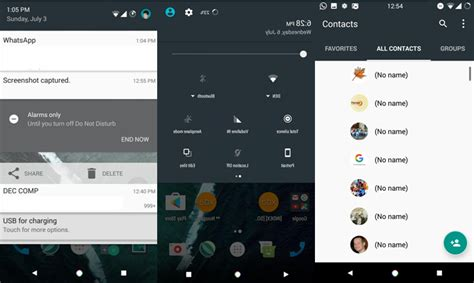 android ui themes download download android 7 0 nougat cyanogenmod themes custom rom