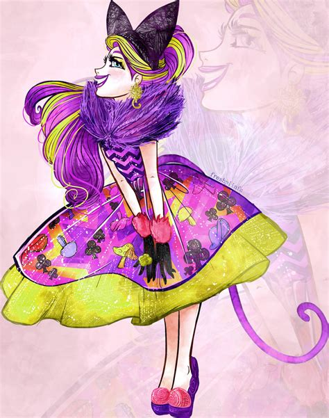 imagenes de kitty chesire kitty cheshire way too wonderland c 2015 mattel art