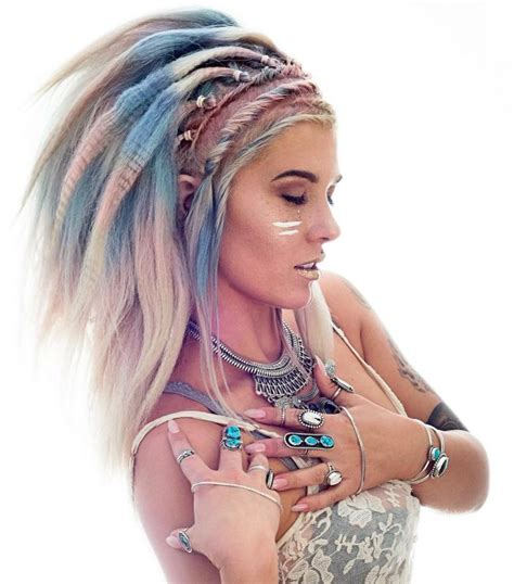 mermaid hairstyle 30 magnetizing mermaid hair color ideas real
