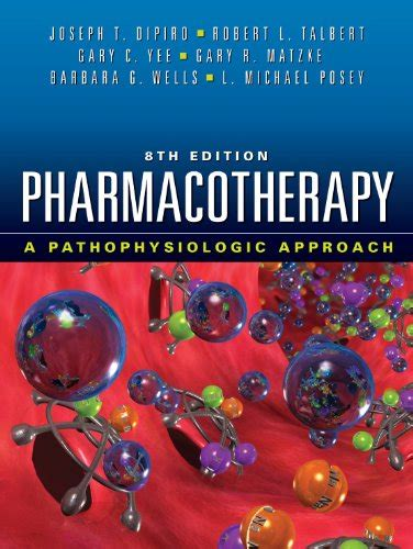 eighth edition books ebook pharmacotherapy a pathophysiologic approach eighth
