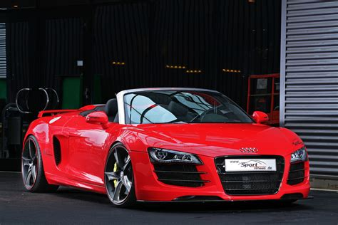 audi supercar convertible audi r8 tuning car tuning