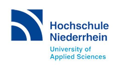 Bewerbung Hochschule Niederrhein Hochschule Niederrhein Master And More