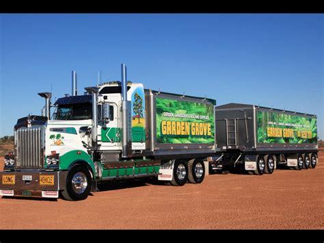Garden Trucking by Garden Grove Hauleage S Kenworth T909 Used Truck