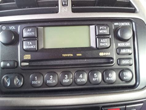 Toyota Radio Retaining Toyota Computer Rms Motoring Forum