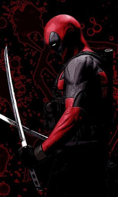 wallpaper android deadpool download deadpool live wallpaper for android by