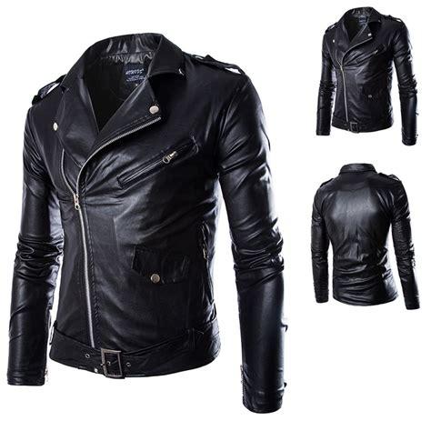 desain jaket hoodie zipper korean style slim boby shape men fashion motorcycle