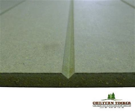 grooved profile mdf long groove     mm