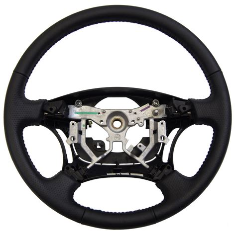 toyota steering wheel 2006 2009 toyota 4runner steering wheel black dimpled