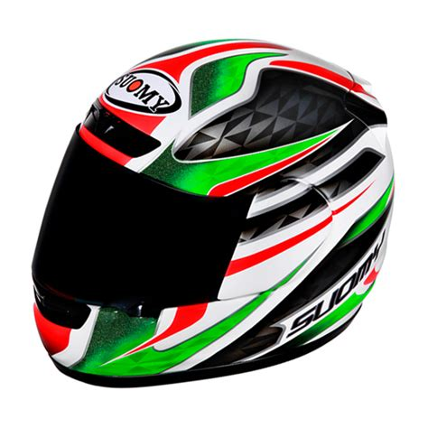 Suomy Apex Italy Helm suomy apex italy helmet bto sports