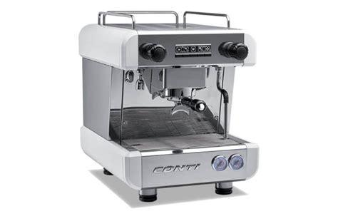 Conti CC100 1 Group Espresso Coffee Machine ? Cafe Fair Trade