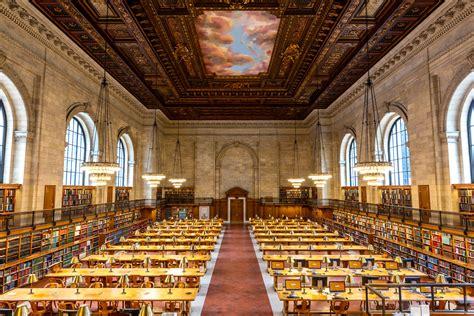 new york public library reading room shuttered for six new york public library cmyk