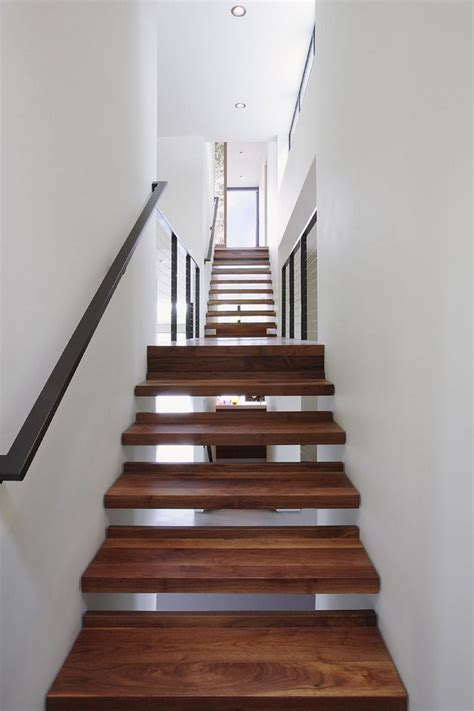 pictures of wood stairs see through stairs dark wood