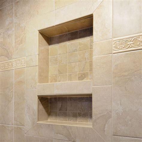 niches in bathroom walls 32 best schluter images on pinterest