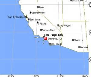 cypress california map cypress california ca 90680 90720 profile population