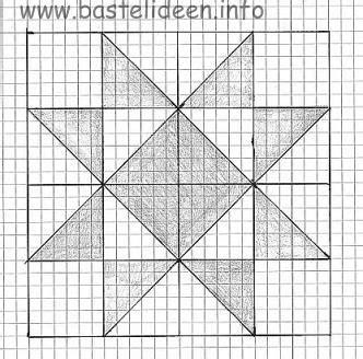 Patchwork Muster Vorlagen Gratis Kostenlose Bastelvorlage Windowcolor Patchwork Block
