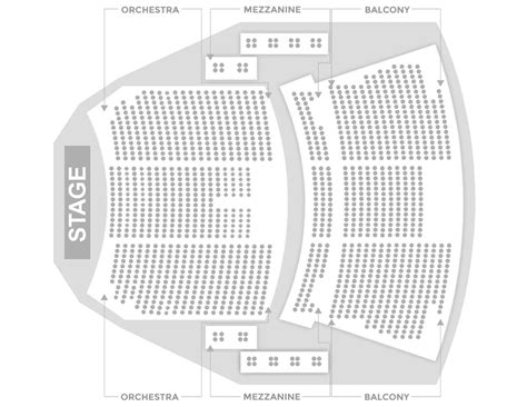 harrison opera house sevenvenues seating charts