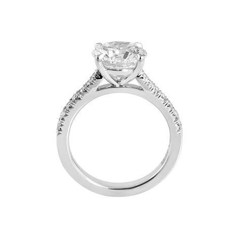 Namita Cathedral Setting Diamond Engagement Ring   Cynthia